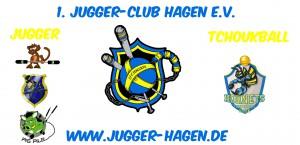Verein mit allen Logos